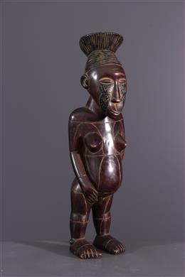 Statuette Mangbetu Beli