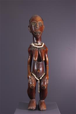 Figure d ancêtre Fang Mabéa