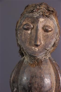 Art africain - Statuette Lega Kakulu ka Mpito