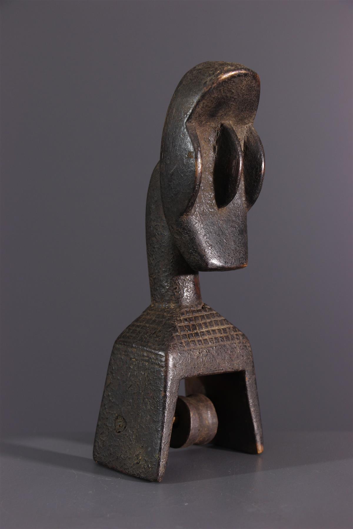 Etrier Baule - Art africain