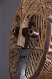Masque africainMasque Metoko