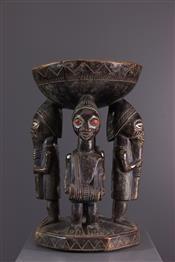 Tabourets, chaises, trônesTabouret Yoruba