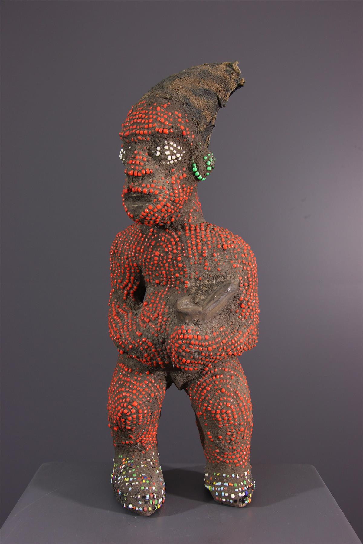 Statue Bamileke - Art africain