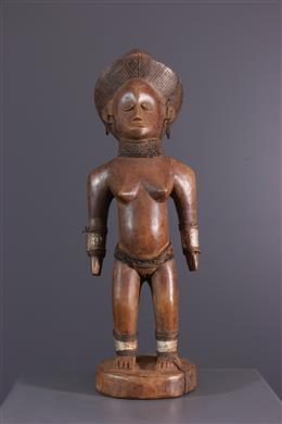 Figure féminine OviMbundu