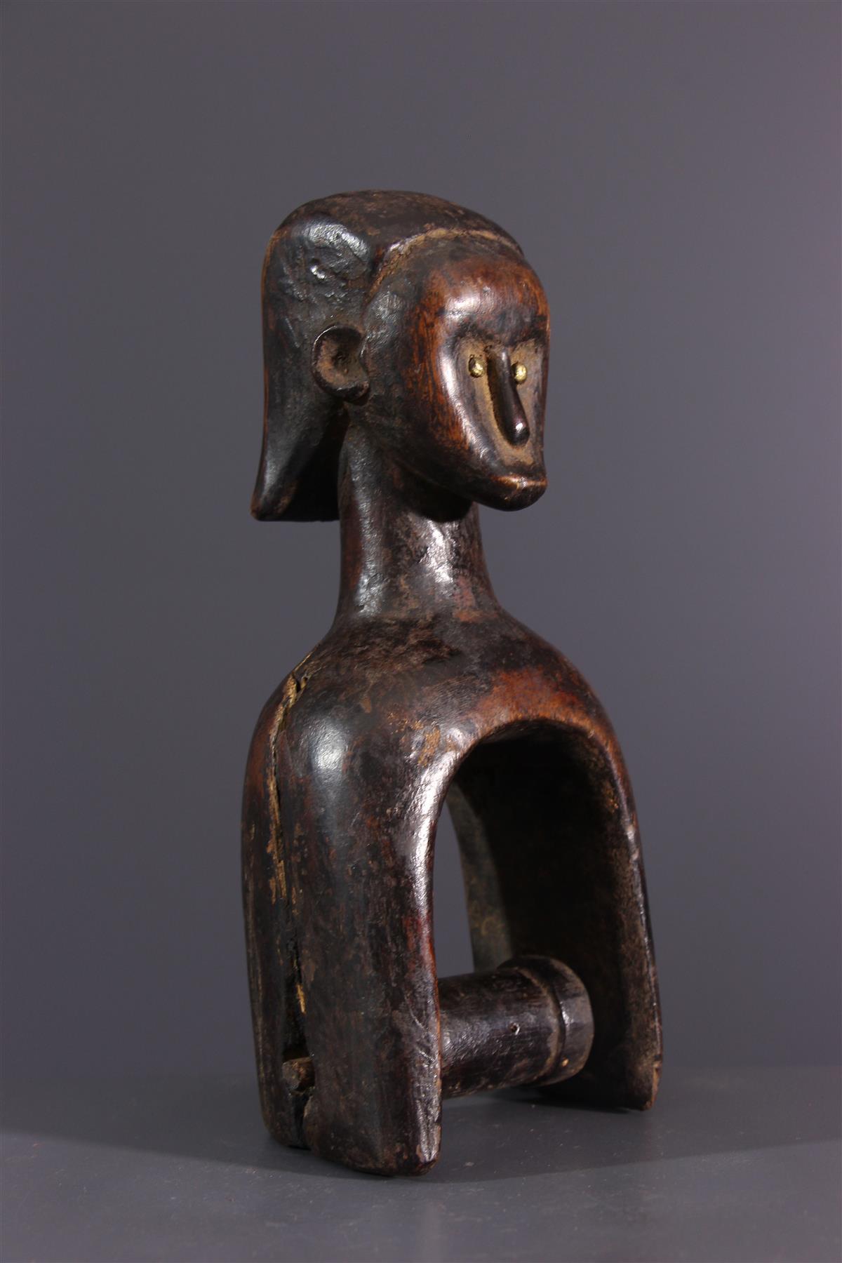 Poulie Fang - Art africain