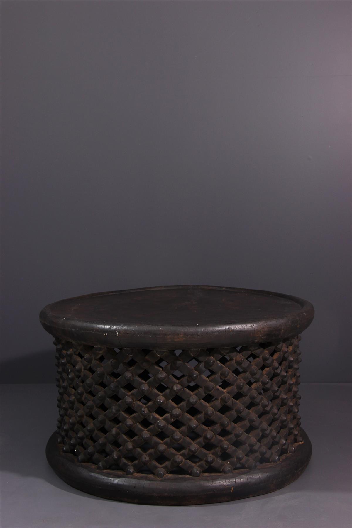 Table Bamoun - Art africain