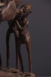 bronze africainRoi Bamoun