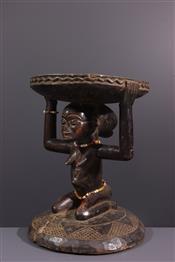 Tabourets, chaises, trônesTabouret Kipona