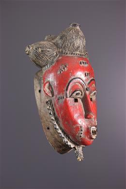 Masque Baoulé / Yahoure