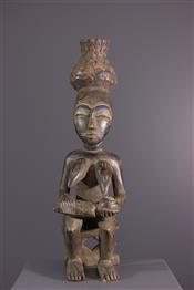 MaternitéStatue Koulango