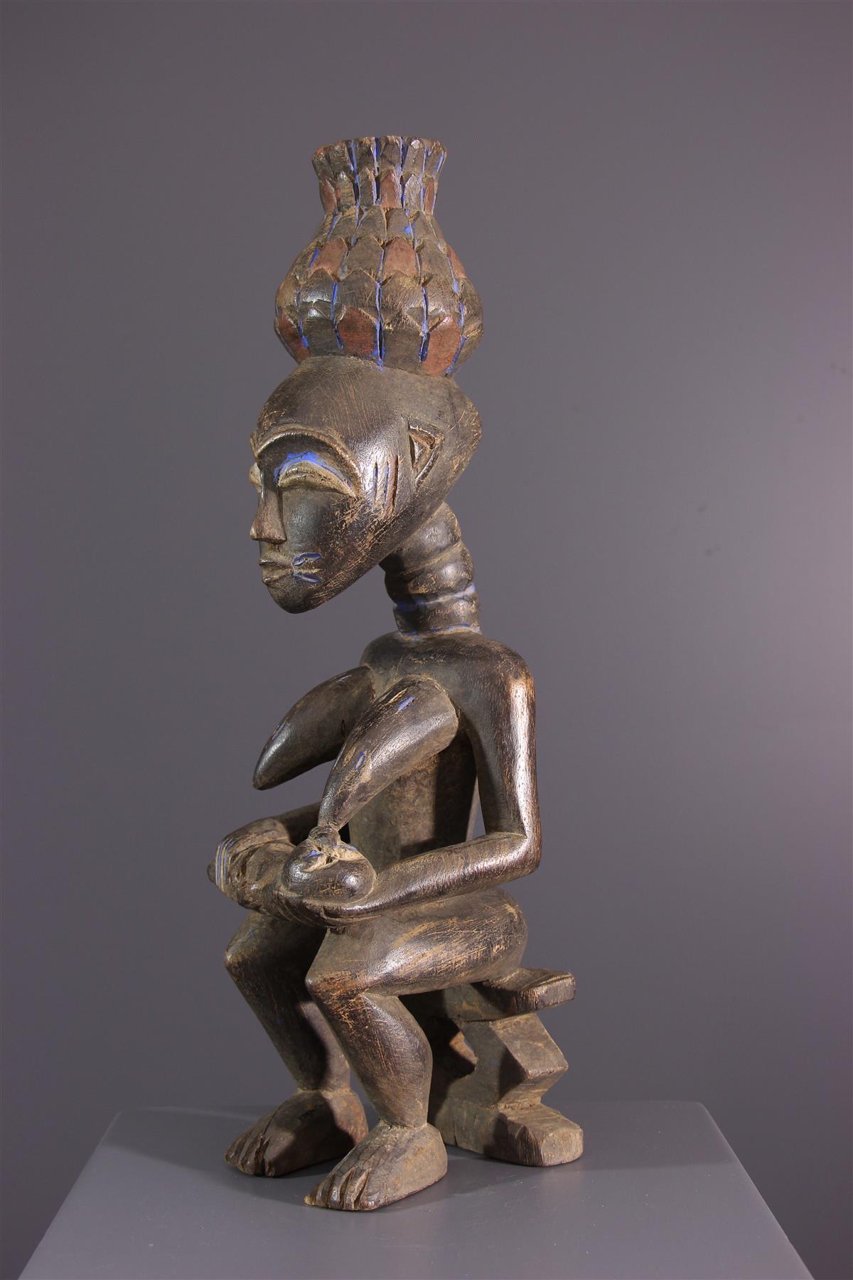 Statue Koulango - Art africain