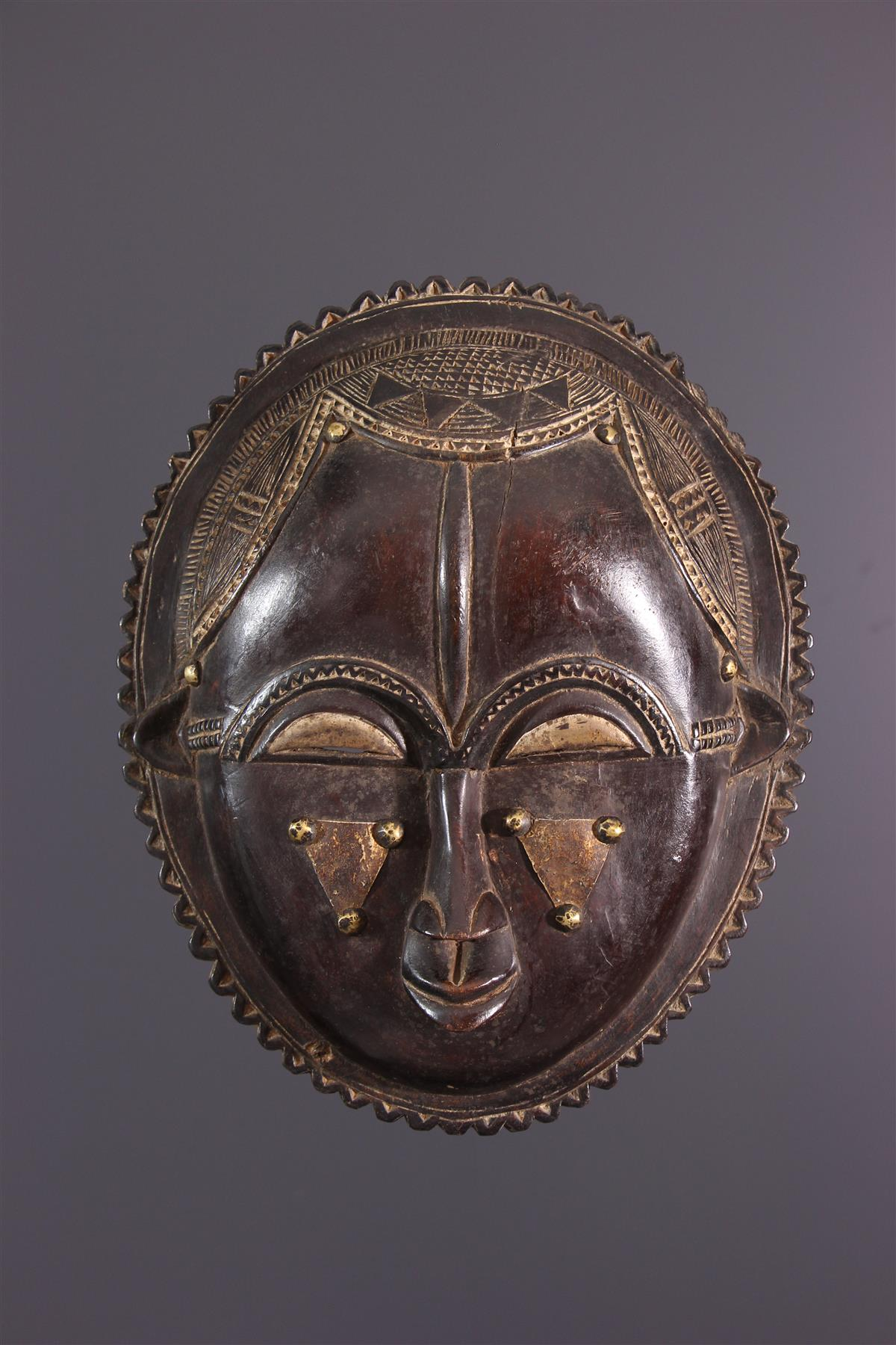 Masque Baoulé - Art africain