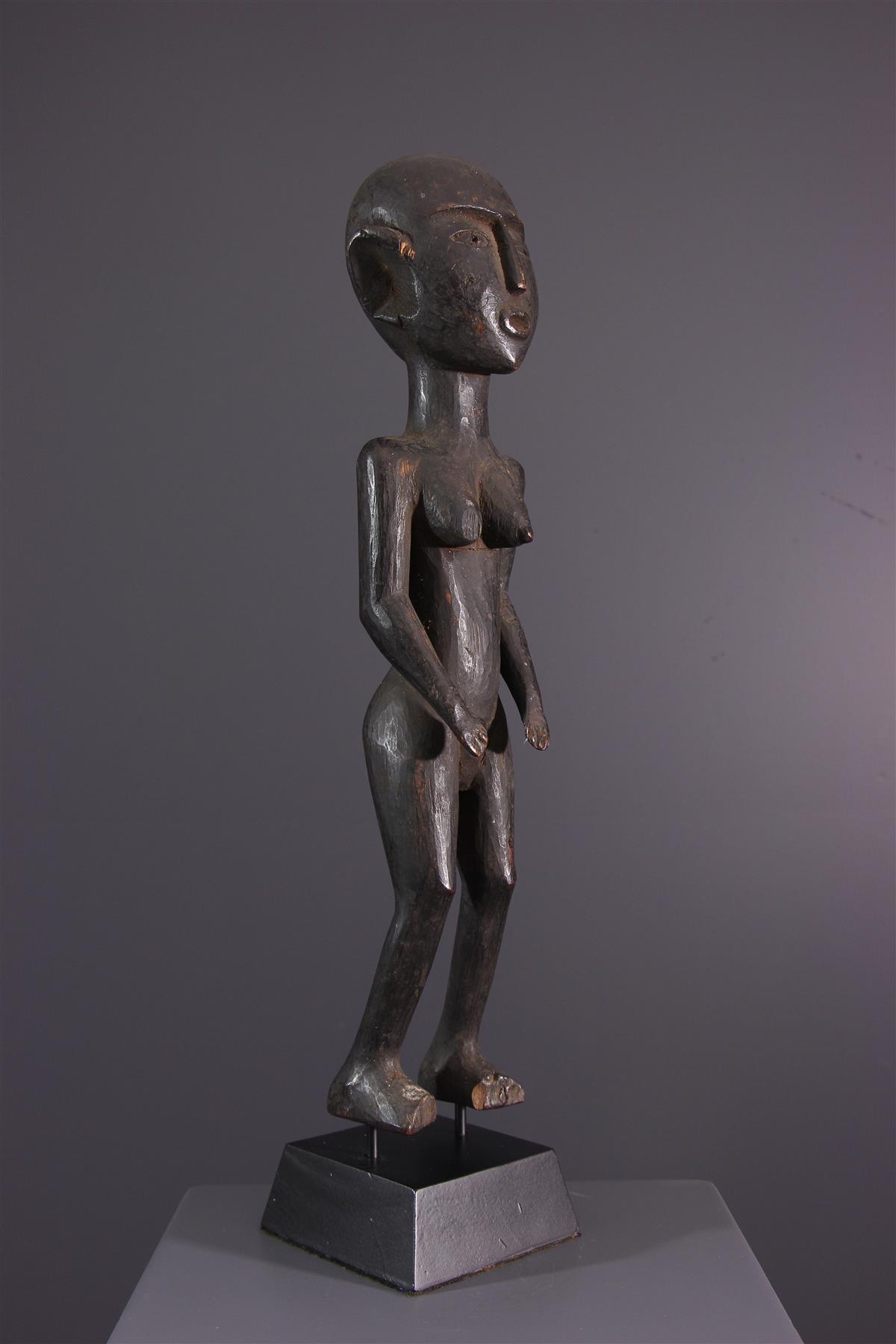 Statue Nyamézi - Art africain