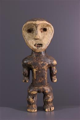 Art africain - Statuette dinitiation Lega