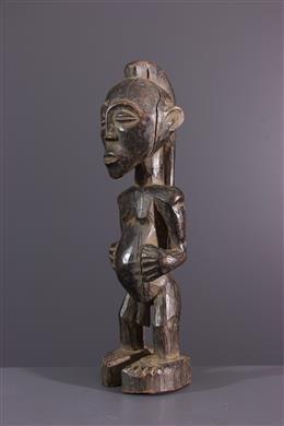 Statuette fétiche Tabwa