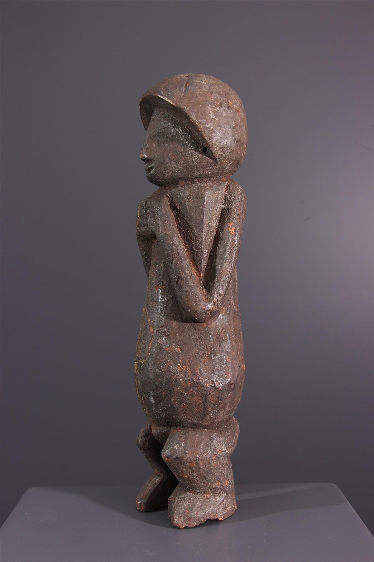 Statue Zandé - Art africain