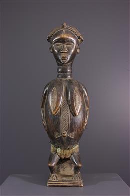 Figure féminine Agni