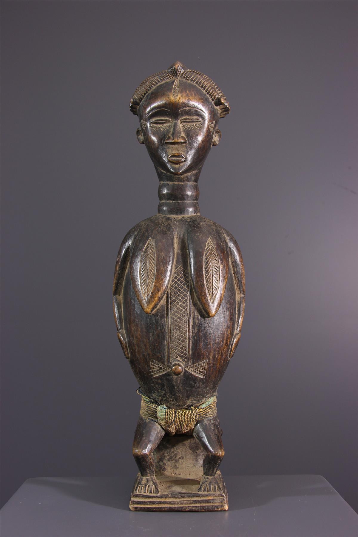 Statue Agni - Art africain