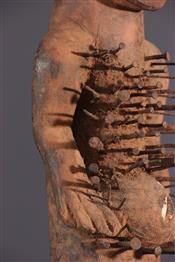 Statues africainesFétiche Nkondi