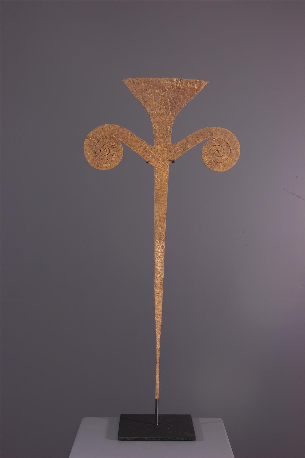 Paléomonnaie - Art africain