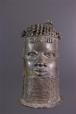 Tête commémorative Uhunmwum elao Bénin