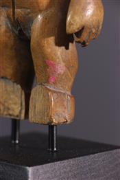 Statues africainesJumeau Venavi