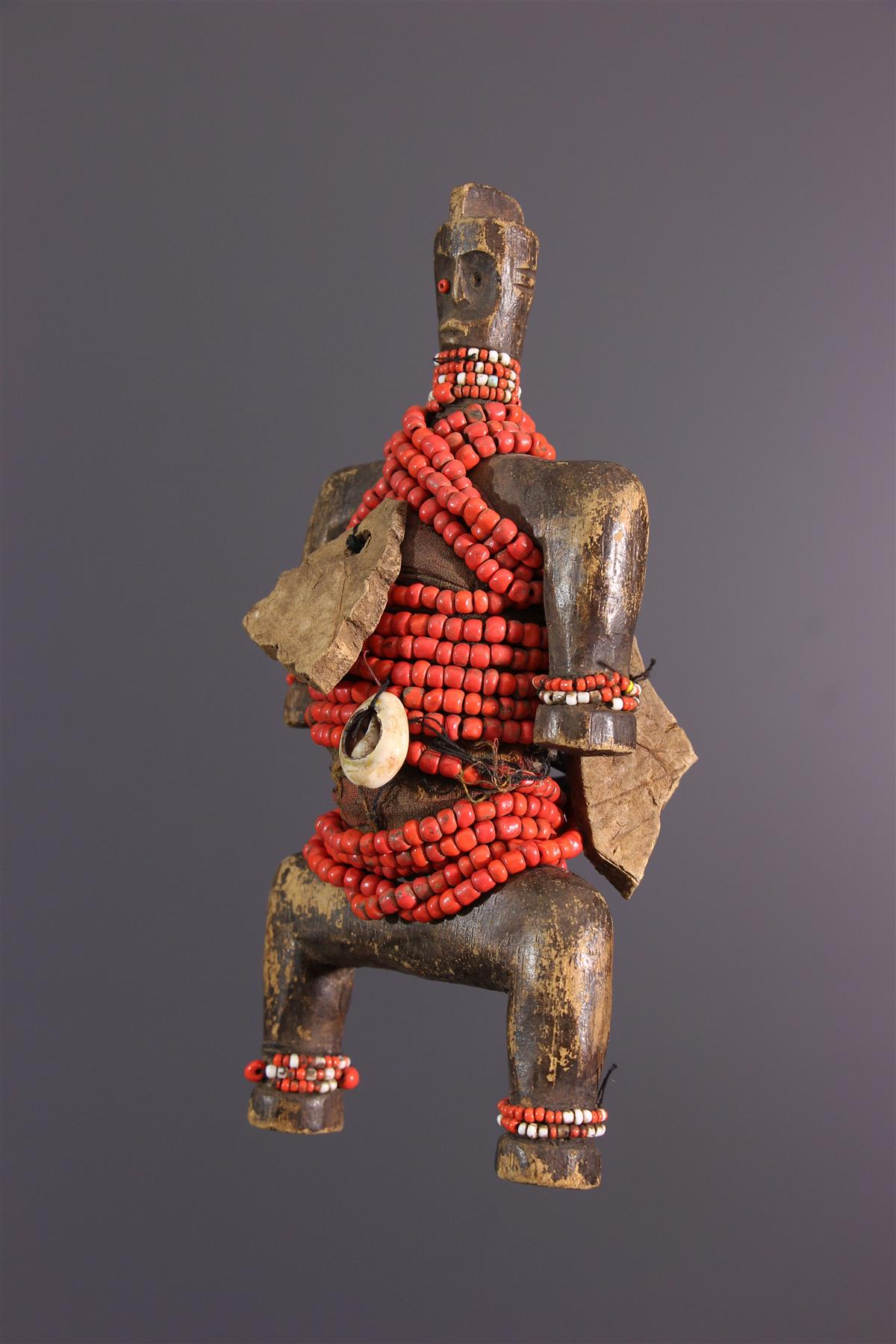 Statue Namji - Art africain