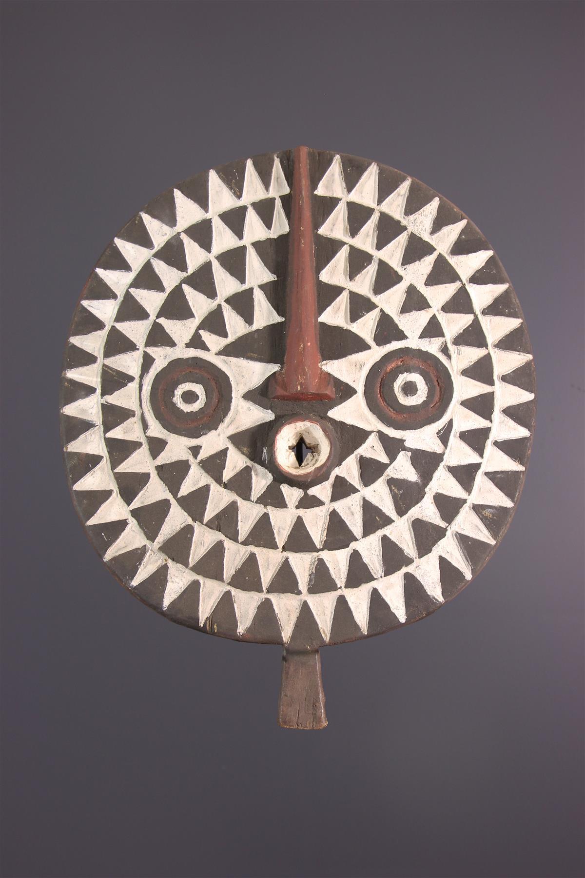 Masque Bwa - Art africain