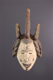 Masque africainMasque Nigeria