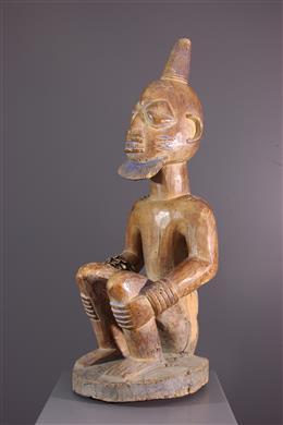 Statue Yoruba - Art africain