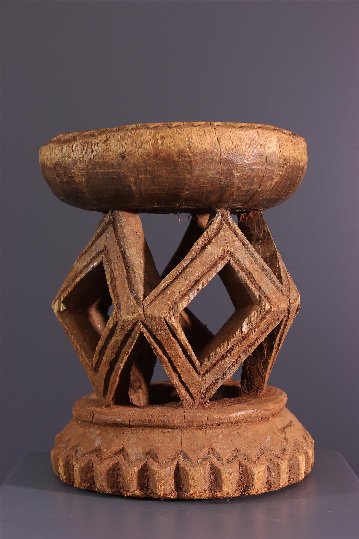 Siège Dogon - Art africain