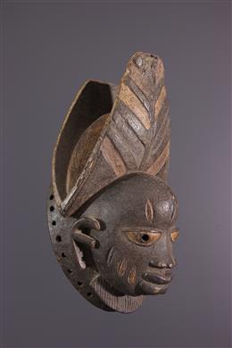 Masque facial Yoruba