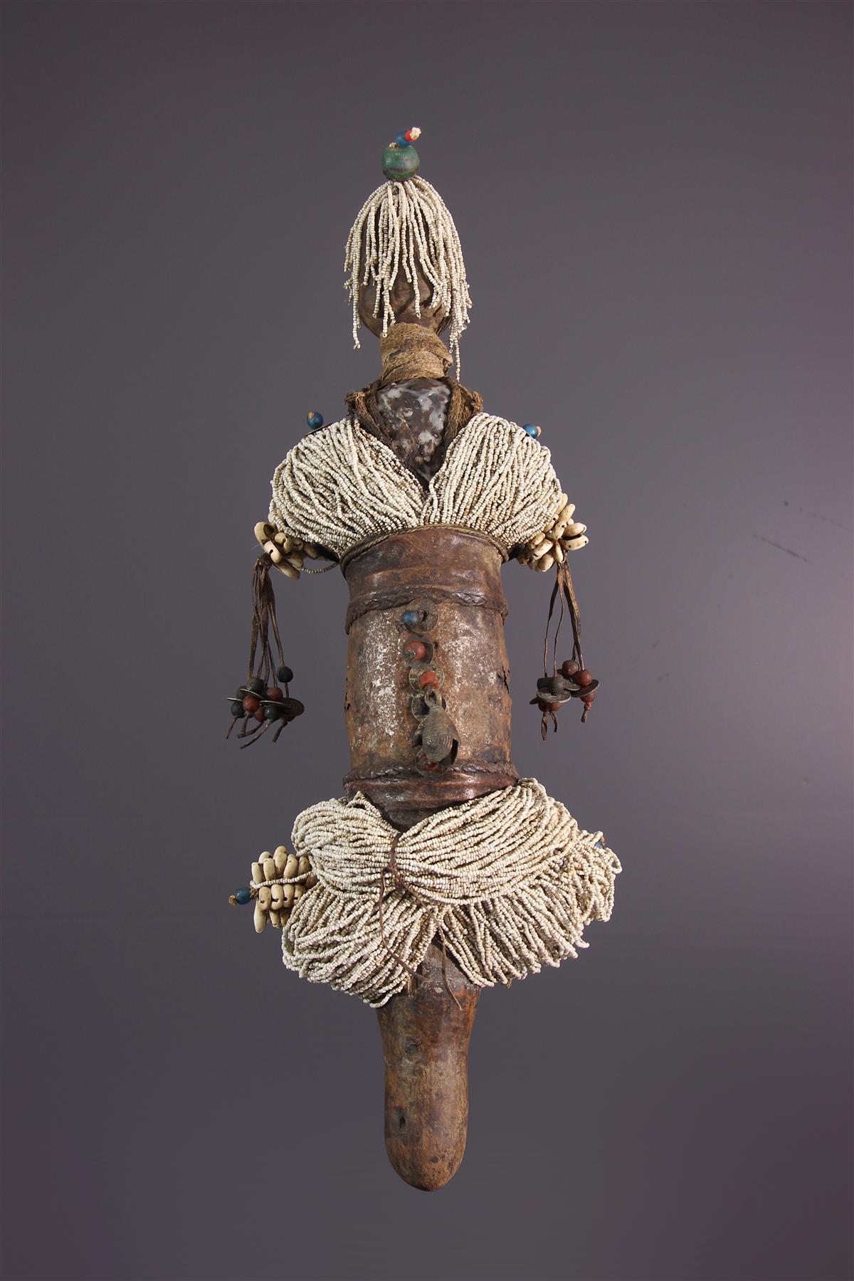Statue Dowayo - Art africain