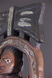 Statues africainesSceptre Yoruba