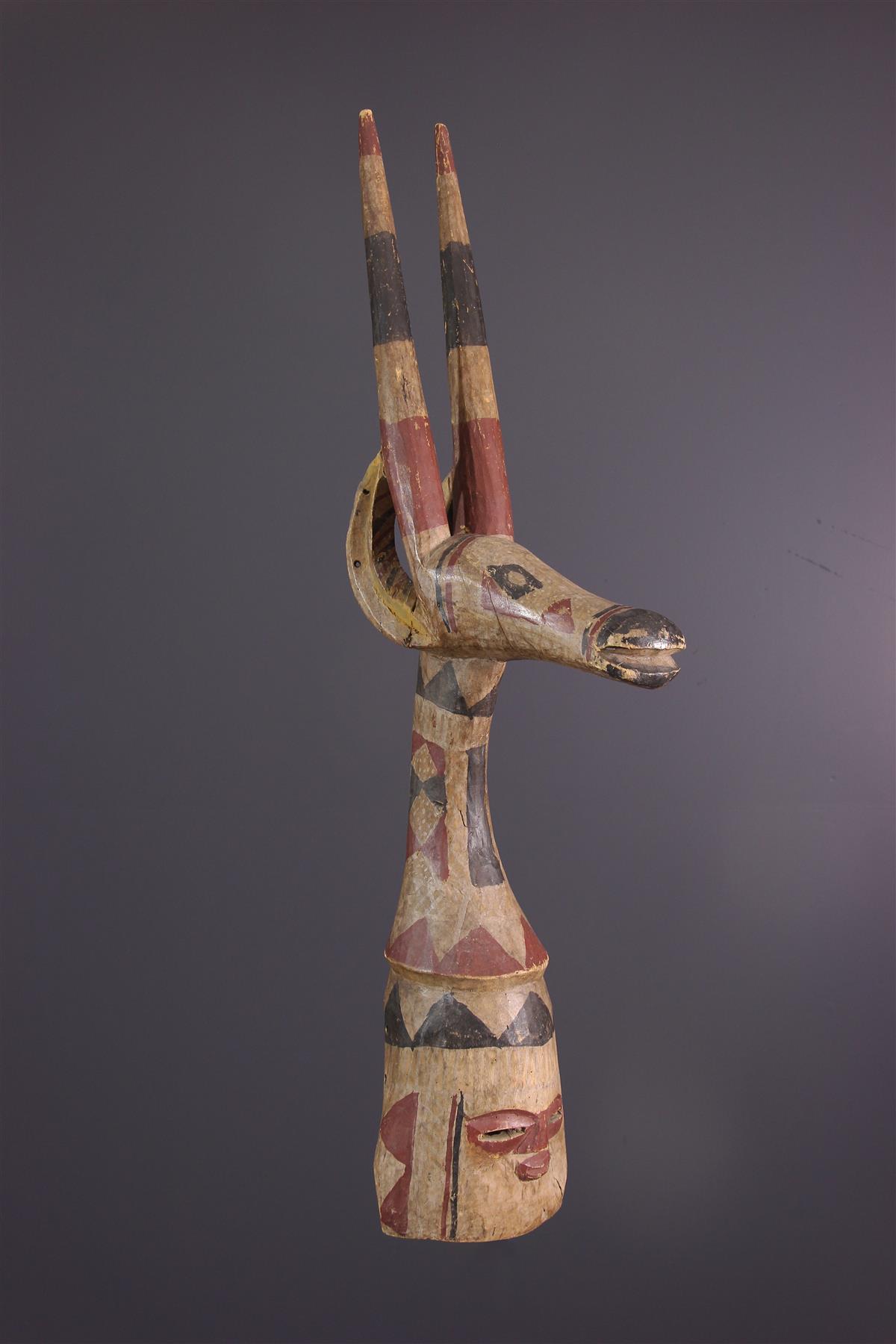 Masque Kurumba - Art africain