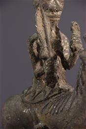 bronze africainStatue Yoruba
