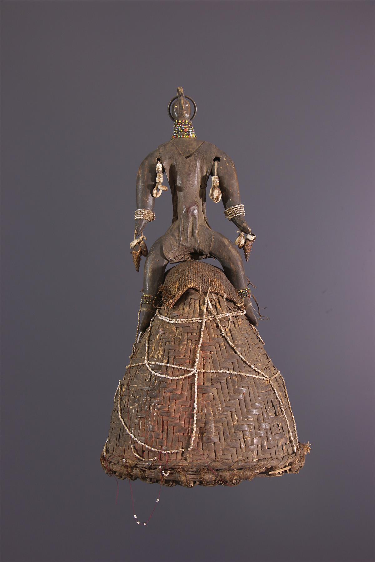 Coiffe Namchi - Art africain
