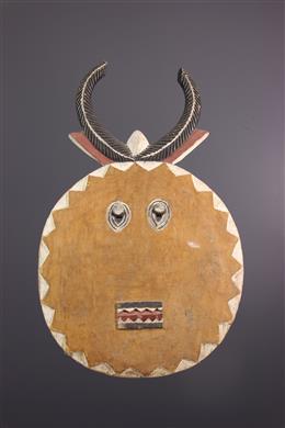 Grand masque Kplé Kplé du Goli