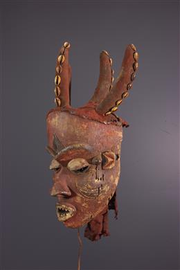 Masque facial Pende Pumbu