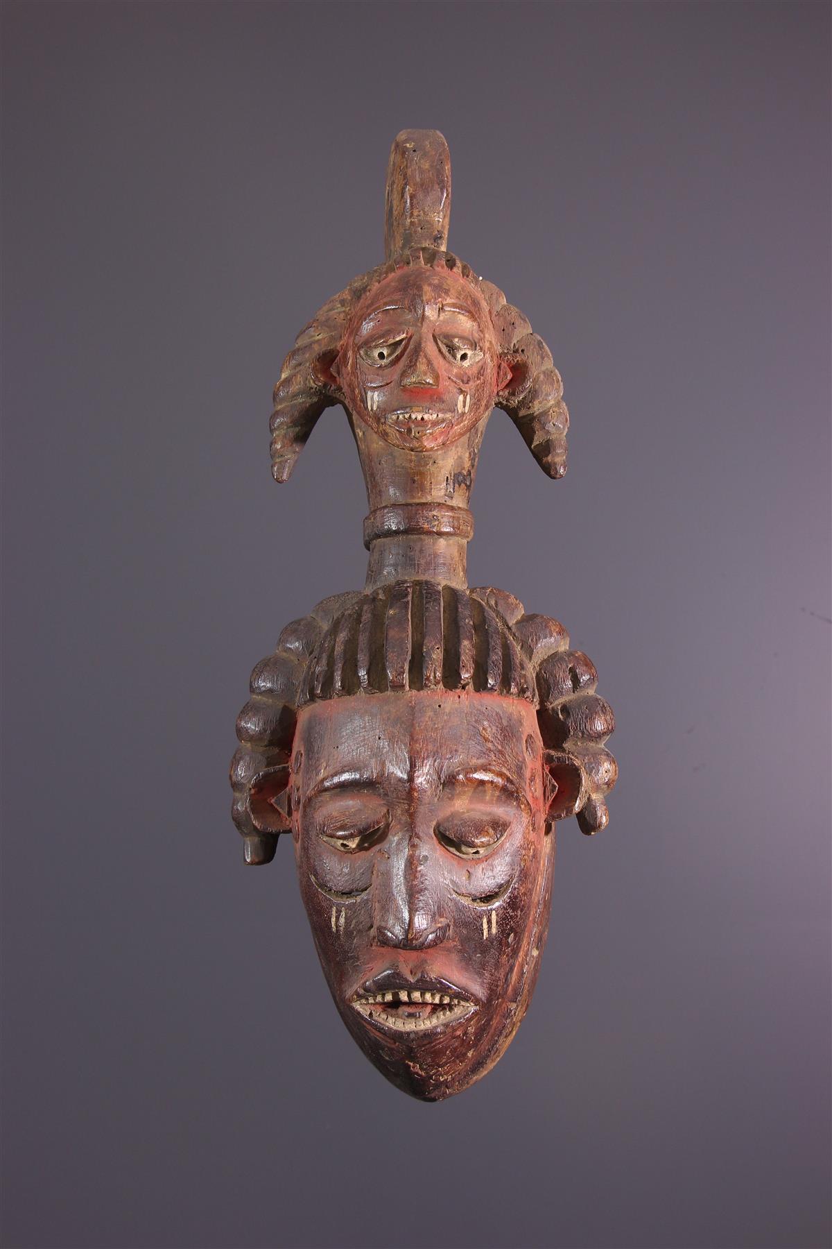 Masque Anang - Art africain