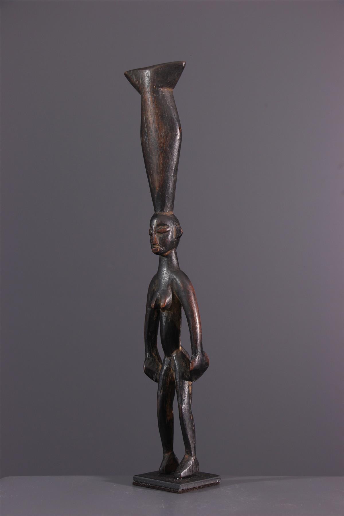 Sifflet Mossi - Art africain