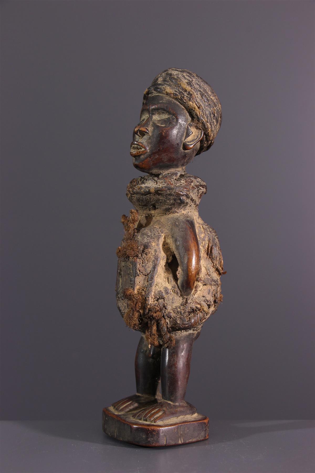FéticheNkisi - Art africain