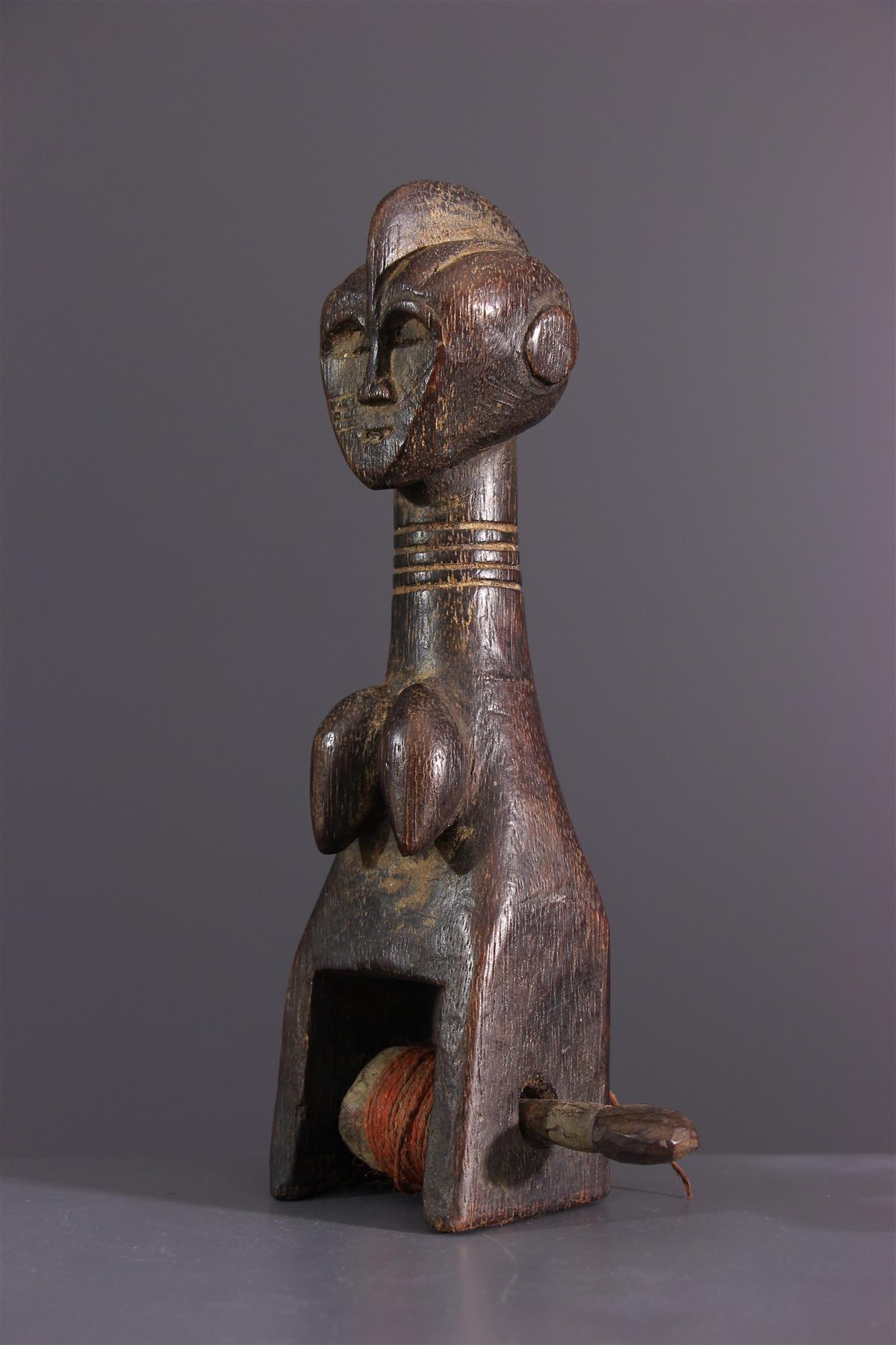 Poulie Senufo - Art africain