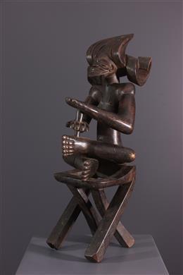 Figure de chef Chokwe
