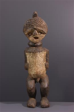 Art africain - Statue Ambete, Mbete