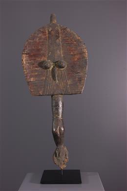 Art africain - Figure de reliquaire Kota Mahongwe