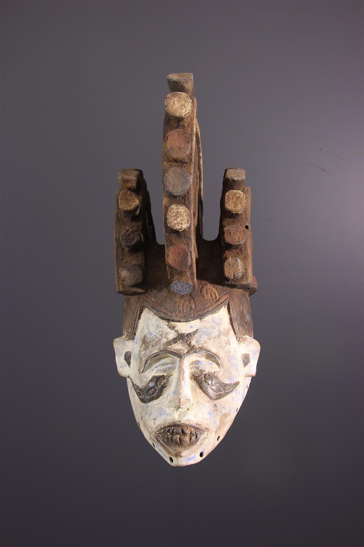 Masque Igbo - Art africain