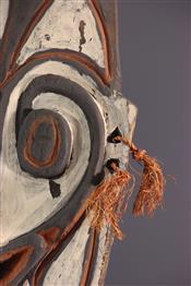 Masque africainMasque Sepik