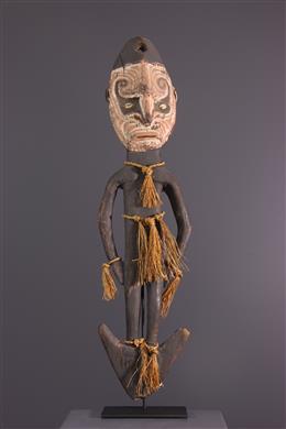 Crochet de suspension figuratif Sepik