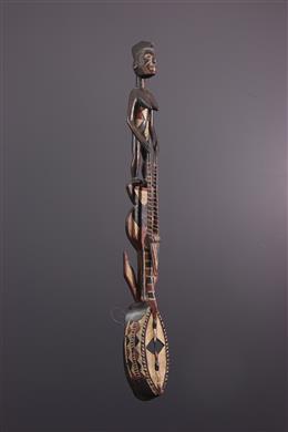 Art africain - Masque cimier Karan Wemba Mossi